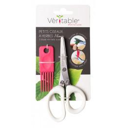 3 blade mini herb scissors