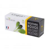 Organic Red giant mustard Lingot®