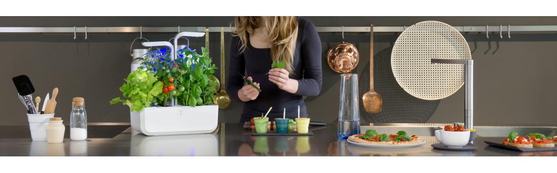 all smart indoor gardens and plants refills Véritable®